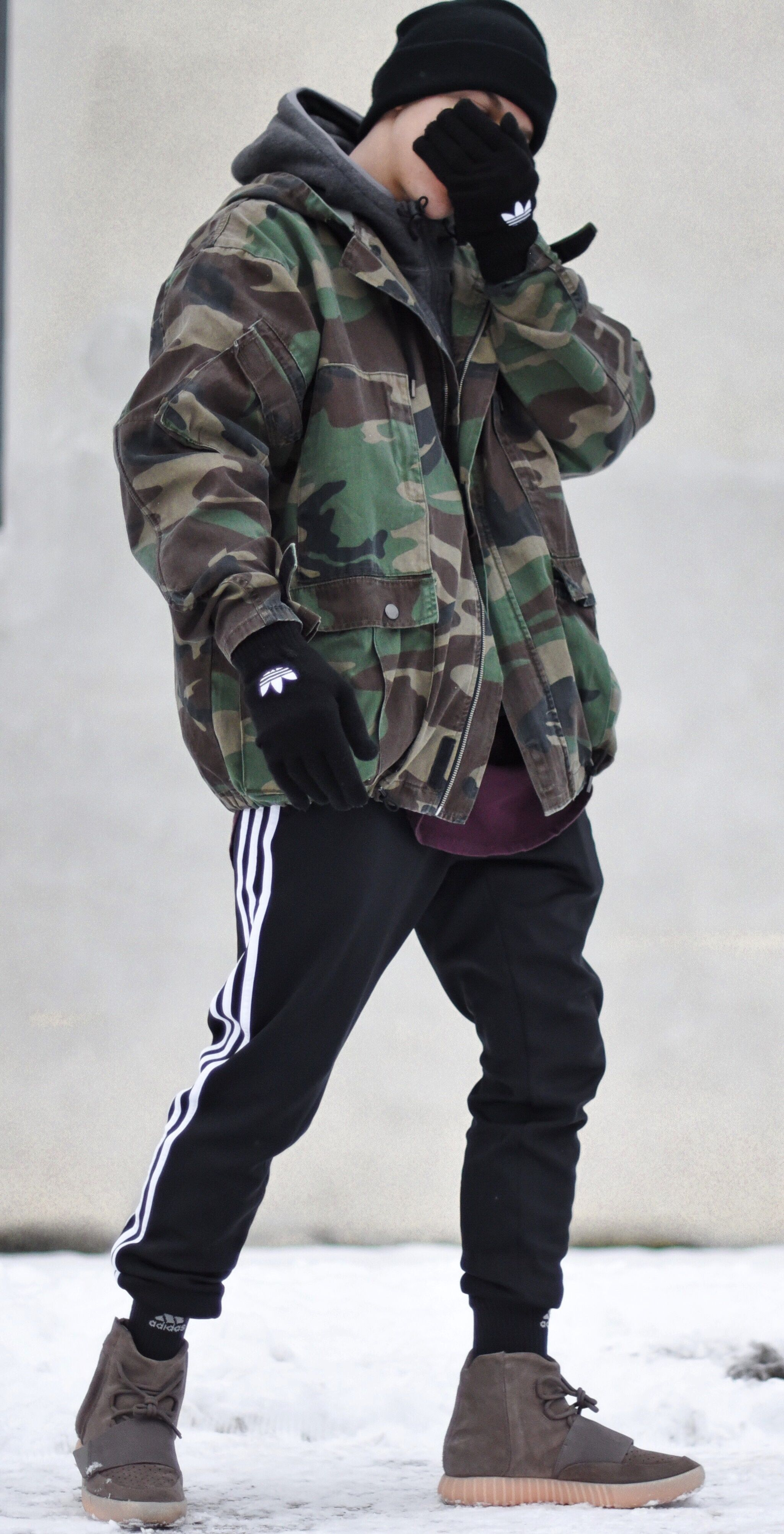 d5c38b54afc135 Urban Fashion Adidas Track Pants Mens