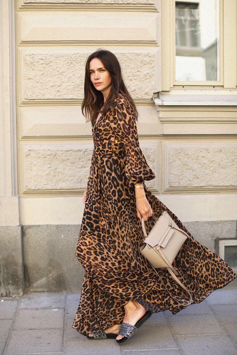 leopard lovin  Leopardenkleid, Maxi Rock Outfits, Kleider Rock, Maxi Kleider,  Leoparden a5fa7e7abf