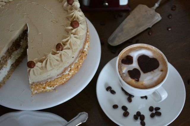 Coffee cake - Kaffeetörtchen