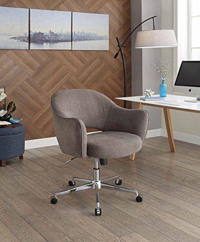 Serta Valetta Dovetail Gray Home Office Chair Serta Https Www Amazon Com Dp B01ir8u45w Ref Cm S Home Office Chairs Office Chairs For Sale Gray Home Offices