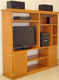 Resultado De Imagen Para Muebles Para Tv Mdf Planos Sala