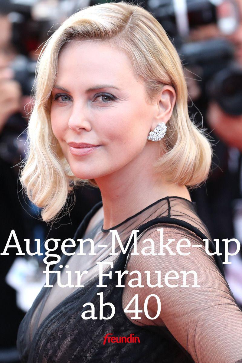 Das Perfekte Augen Make Up Fur Frauen Ab 40 Schonheitstricks Schonheitshacks Schminken