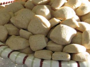 Pebber Nodder Danish Christmas Cookies