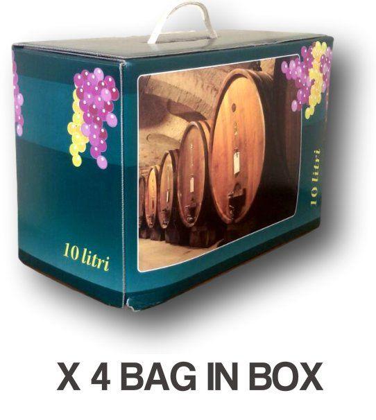 Vino Vermentino di Sardegna DOC Bag in Box lt.10 (4 pz) - Vini Sfusi Sardegna - https://t.co/2Zyk5AbuQp #vinoItalia https://t.co/9A6IMATmiY