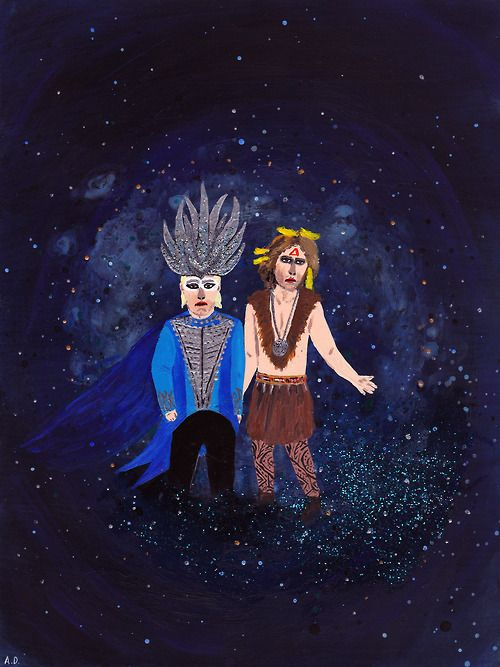 Empire of the Sun by Angela Dalinger
