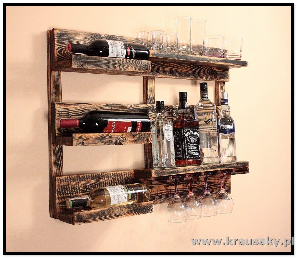 barowa półka na wino barowa półka na wino miejsce na powieszenie