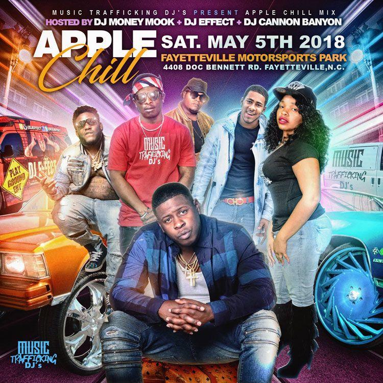 MONSTASQUADD Music Trafficking DJ's (@DJCANNONBANYON) – Apple Chill