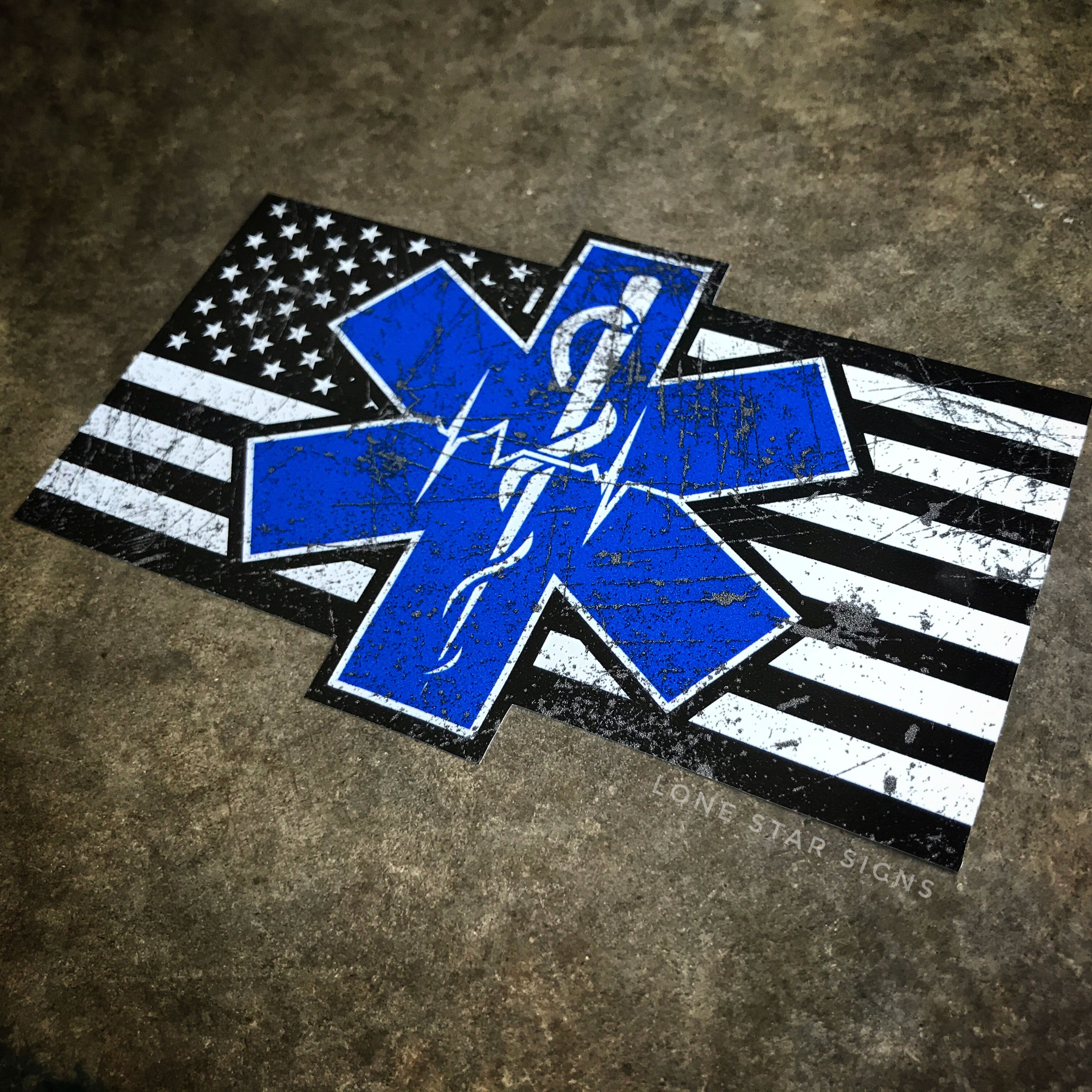 Pin By Rachel Hirtler On Ems In 2020 Ems Tattoos American Flag Sticker Flag Drawing