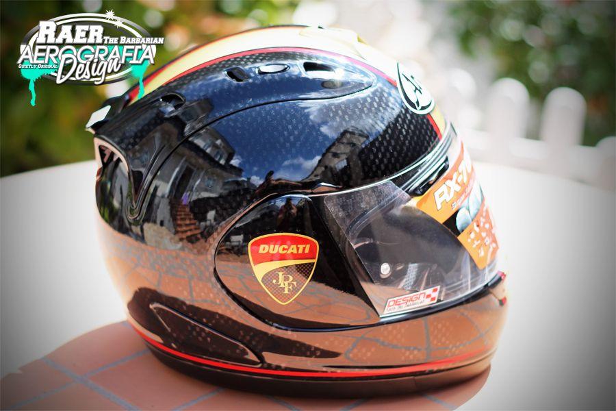 arai ducati full carbon fiber helmet motorcycle helmets