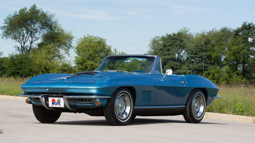 1967 Chevrolet Corvette Convertible 1 Chevrolet Corvette Corvette Convertible Corvette