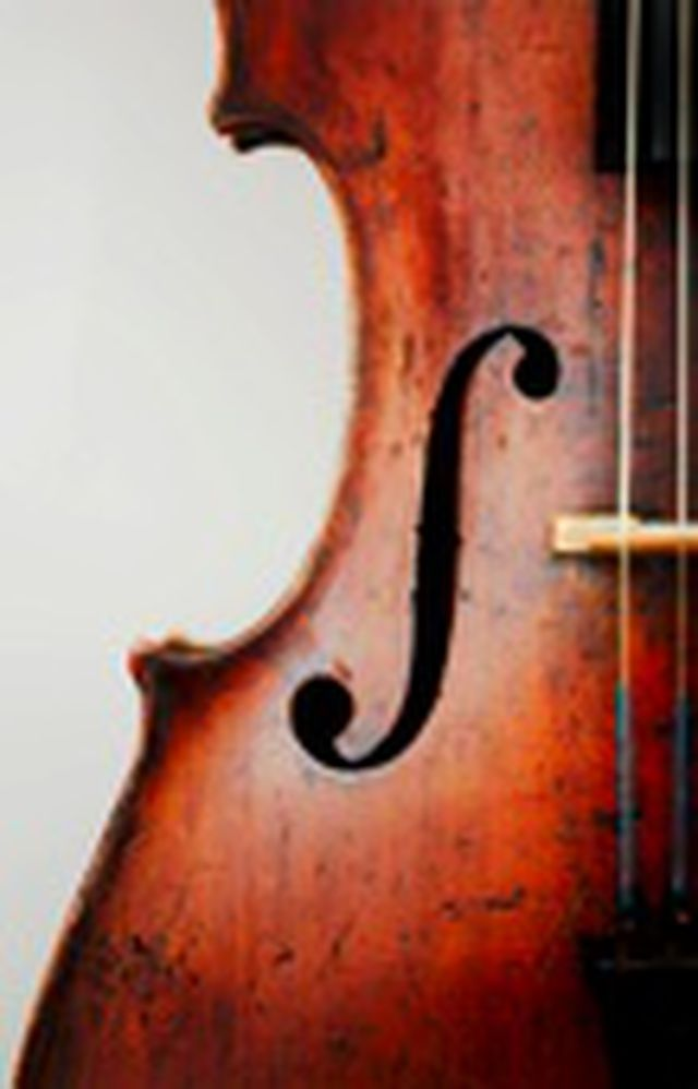 Fiddle: Picture of a Fiddle