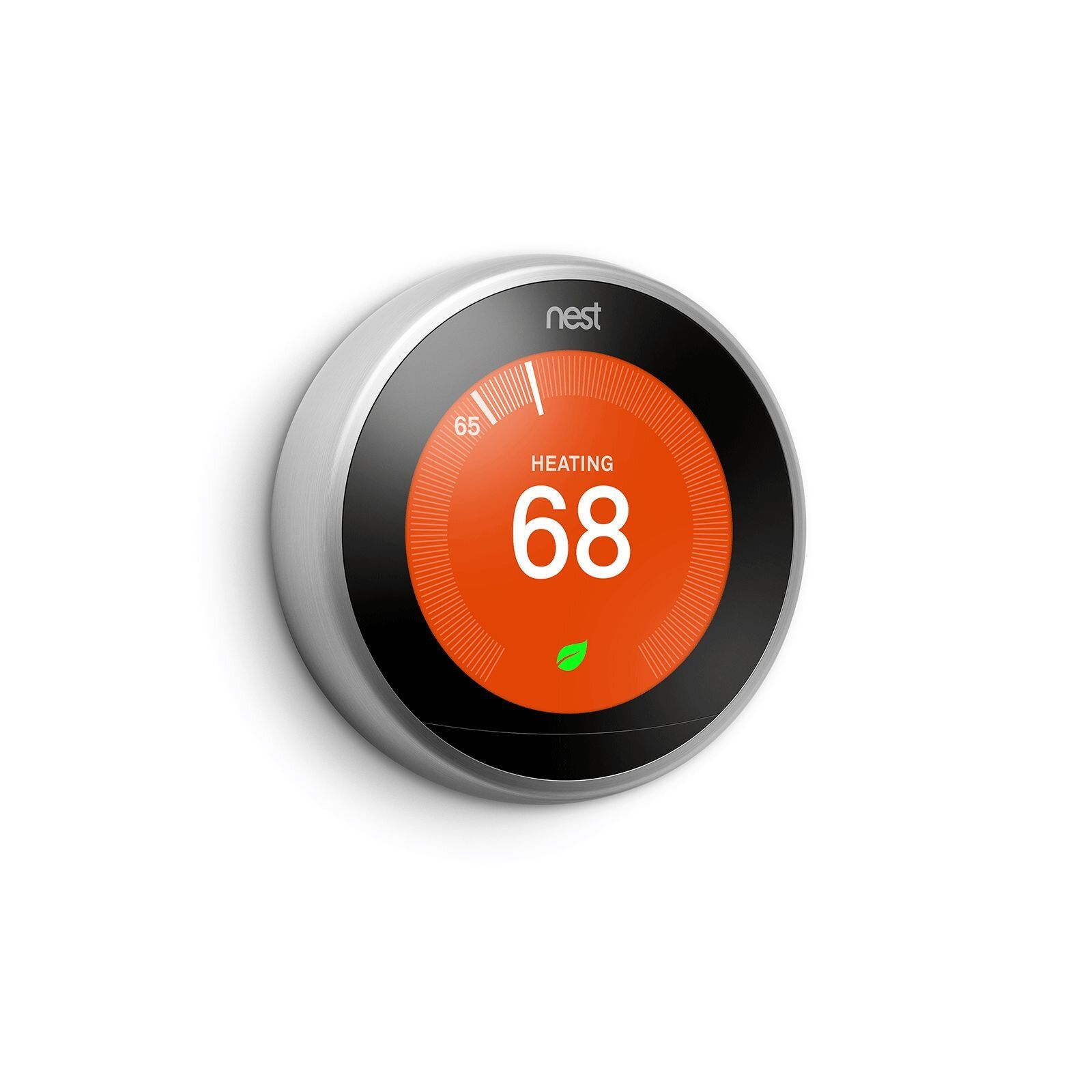 Nest T3008US Learning Thermostat 3rd Generation — DIY