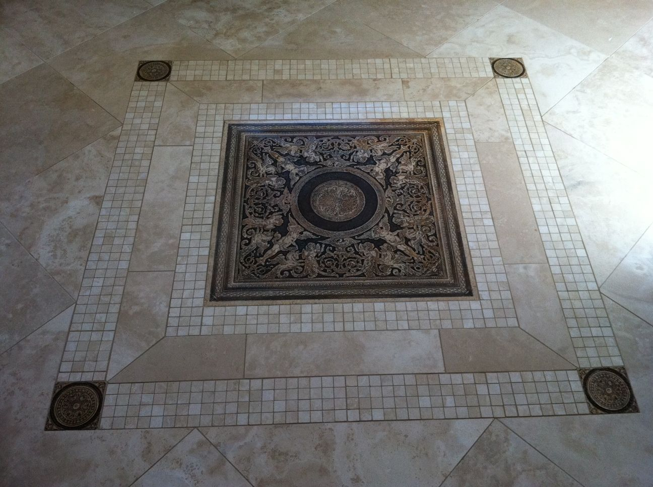 Unique tile floor designs published january 9 2013 at 1296 unique tile floor designs published january 9 2013 at 1296 968 in custom dailygadgetfo Choice Image