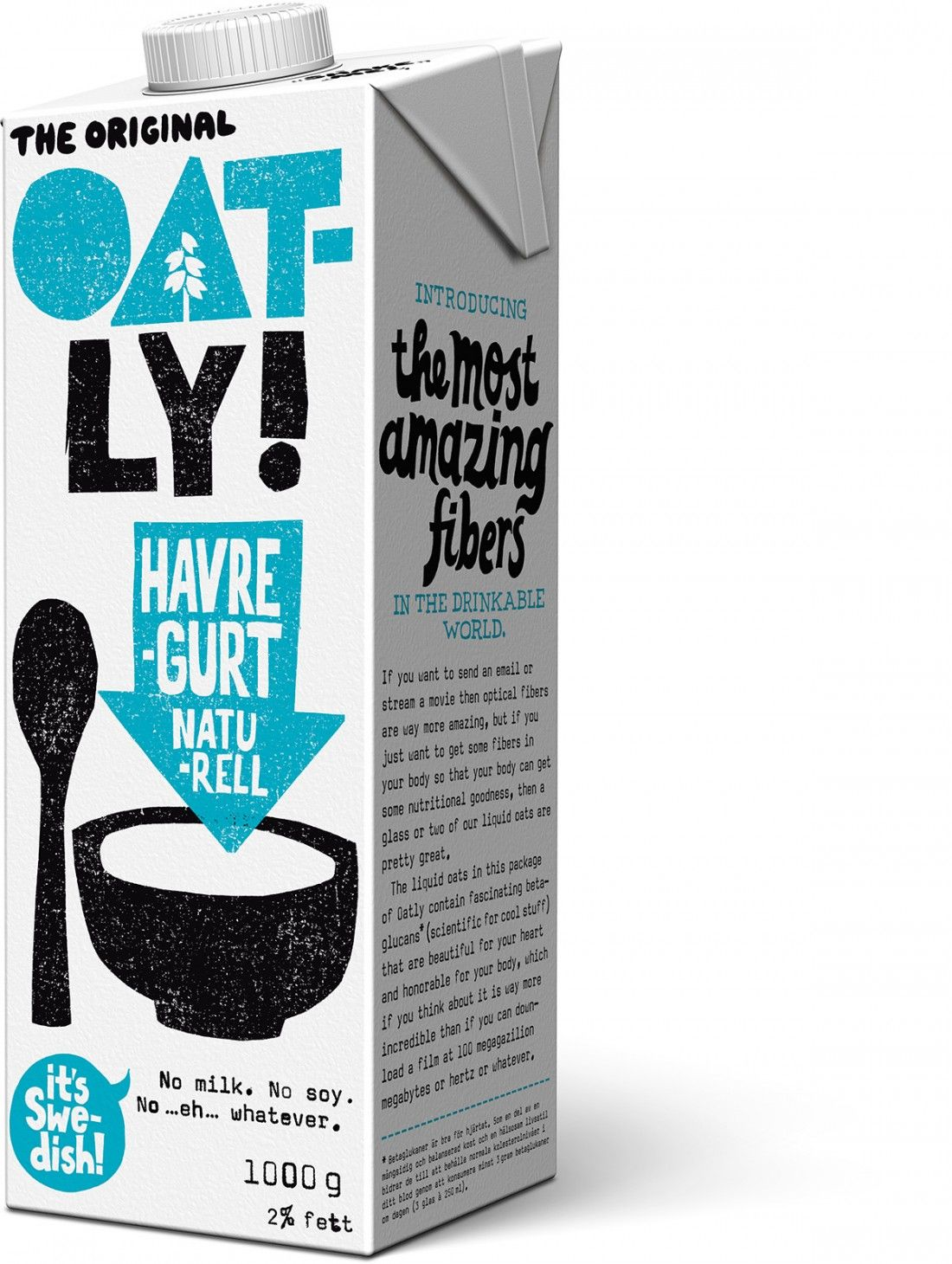 oatly recovery pris