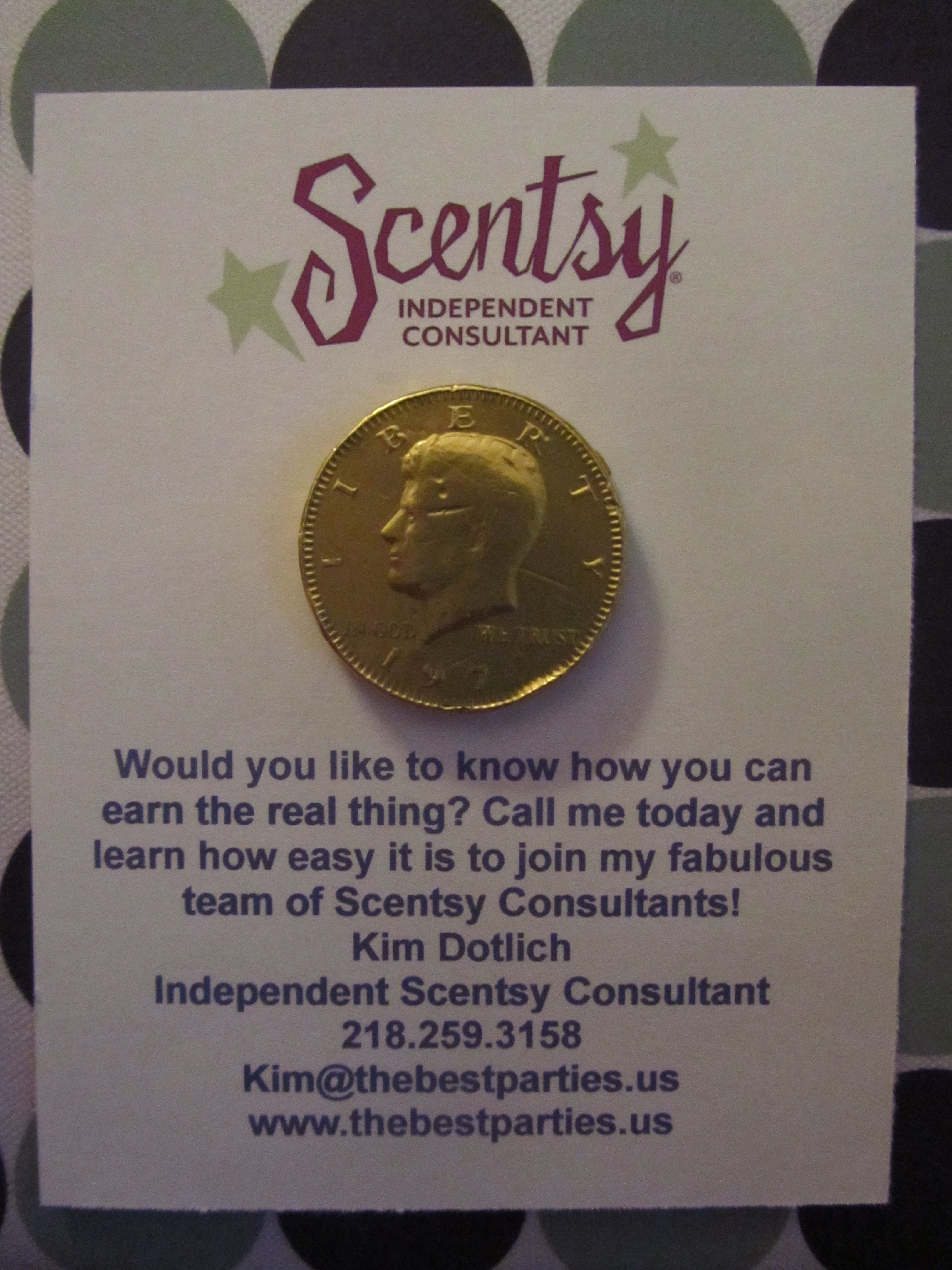 Recruiting ideas I use. | Build My Business | Pinterest | Scentsy ...