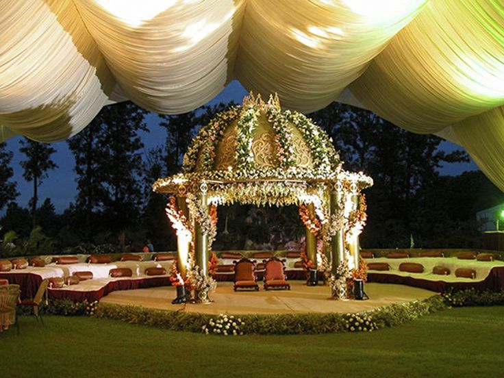Pin by kittu patel on mrg pinterest indian wedding decorations a wedding mandap is an integral part of traditional indian wedding it is not only significant religiously but also adds to the overall aesthetic charm of junglespirit Gallery