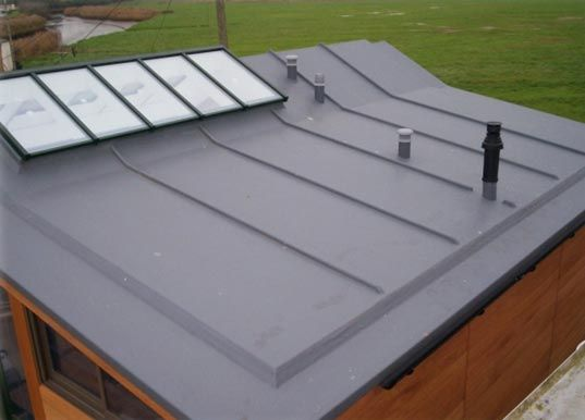 G S Home Care Is An Established Roofing And Improvements Company For Both Domestic And Commerci Commercial Property Modern Extension Architectural Inspiration