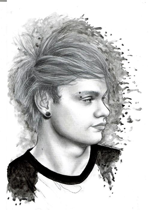 Michael Clifford Fan Art Tumblr