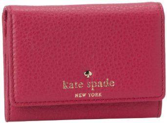 Kate Spade New York Cobble Hill Darla PWRU1797 Wallet,Deep Pink,One Size Kate Spade New York. $98.00