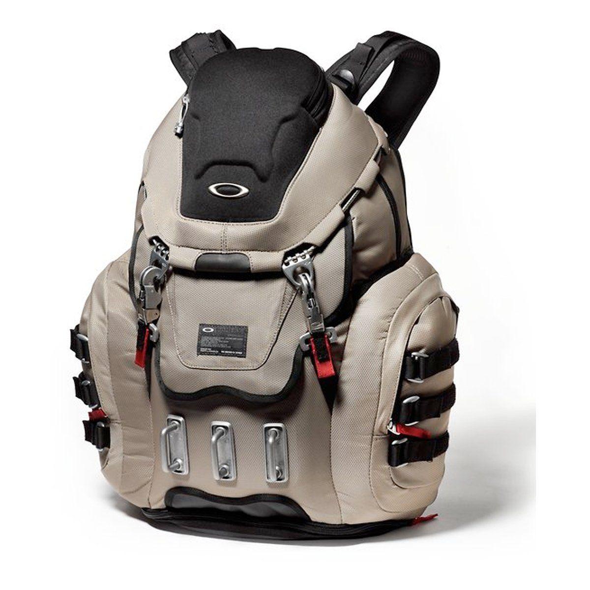 Oakley Kitchen Sink Backpack Grey Fossil Backpacks Oakley Store Mens Accessories