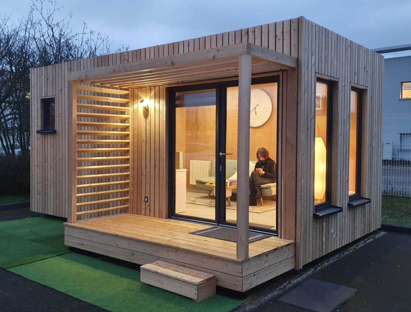25+ Plan studio de jardin 20m2 ideas