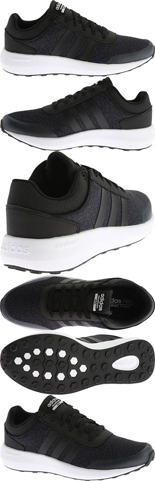 21c323d1a6b sale adidas neo womens cloudfoam race w running shoe 25cc4 d19f3