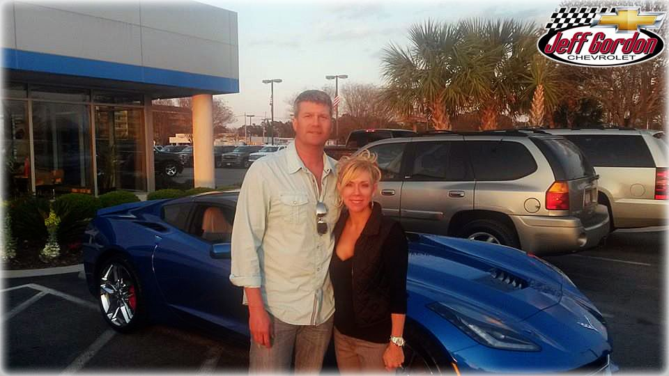 Brady And Dana Or Should We Say Danica Drove Off Into The Sunset With Their Brand New Laguna Blue Metallic C Laguna Blue Family Photos Welcome To The Family