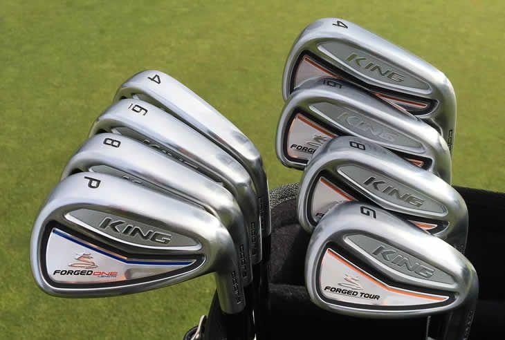 Cobra King F7 Forged One Length Irons Review Cobra Golf Clubs Cobra Golf Golf