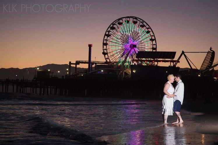 Adrienne Gunde Photography Los Angeles Orange County Wedding Santa Monica Engagement Session