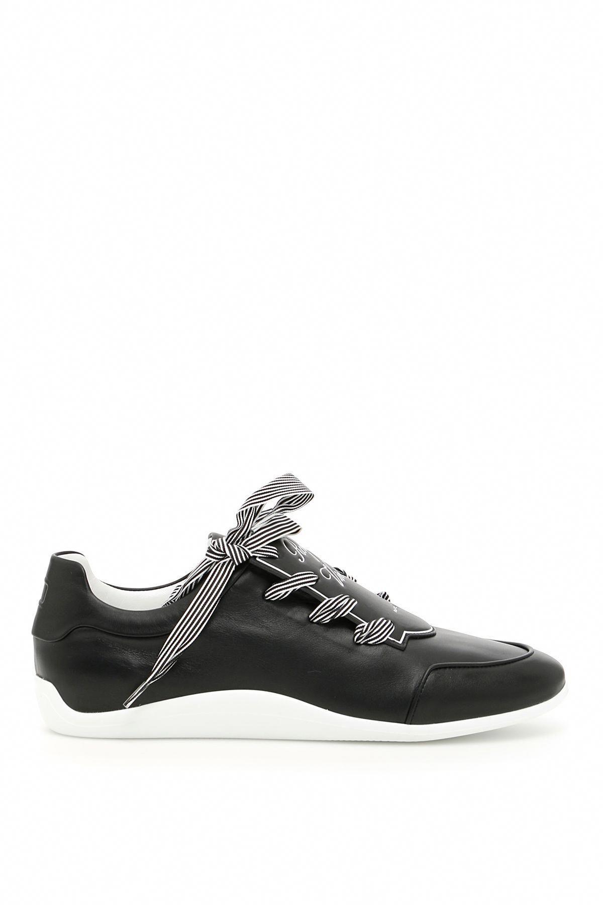a6ac887a8aee ROGER VIVIER SPORTY VIV ETIQUETTE SNEAKERS.  rogervivier  shoes ...