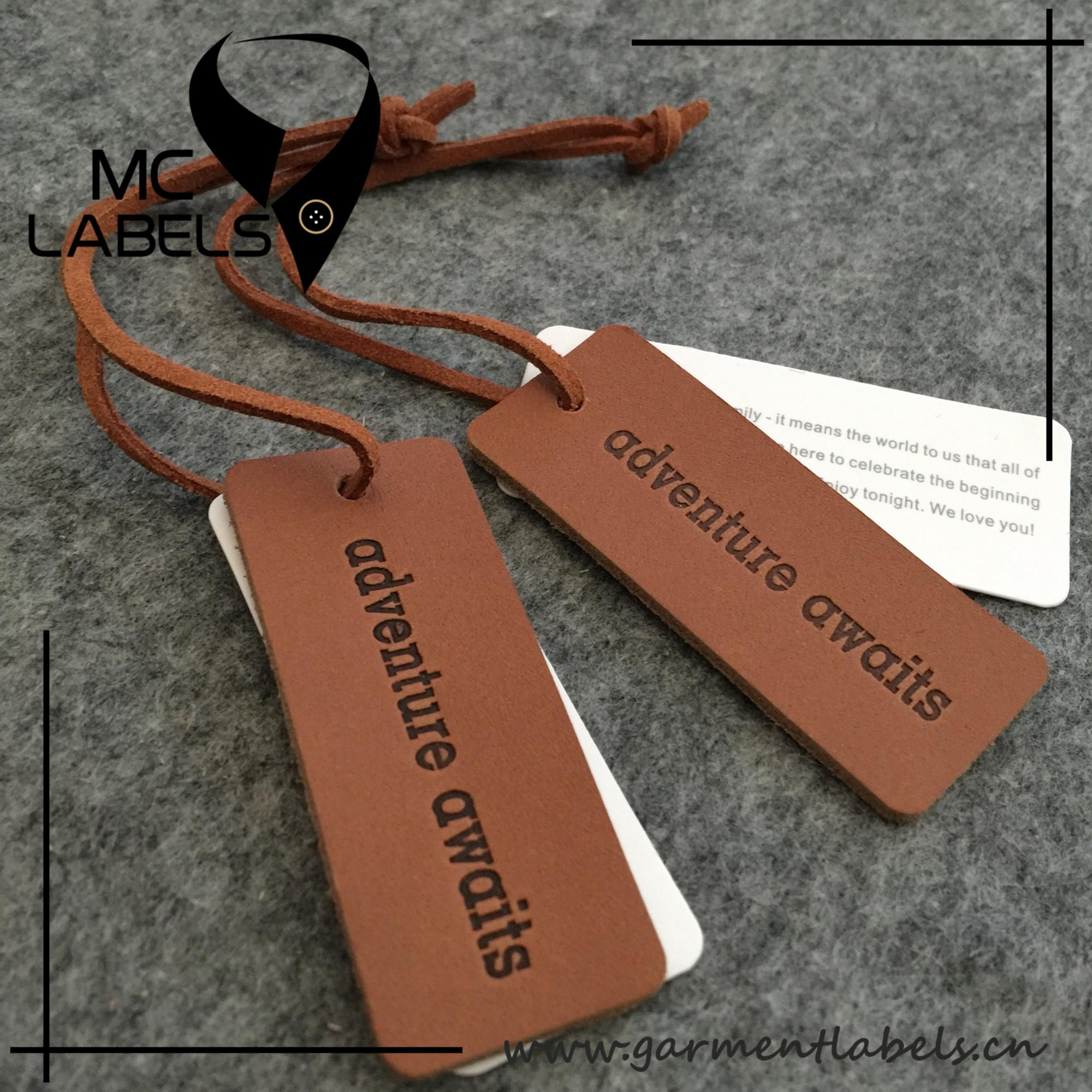 leather hang tag hang tags tags embossed logo leather hang tag hang tags tags