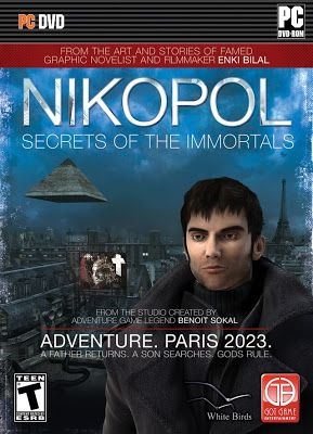 Download Nikopol Secrets Of The Immortals Free Pc Game Nikopol