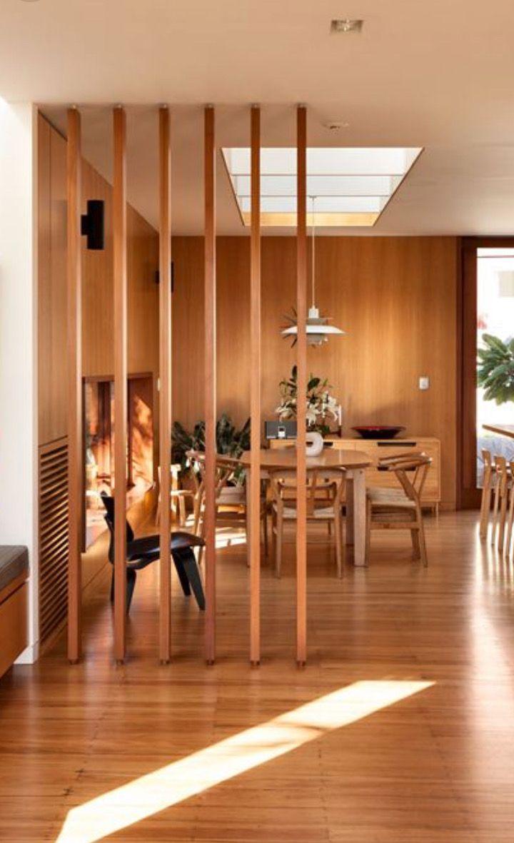 Block Walls Room Dividers Image By Greg Adamson Modern Room