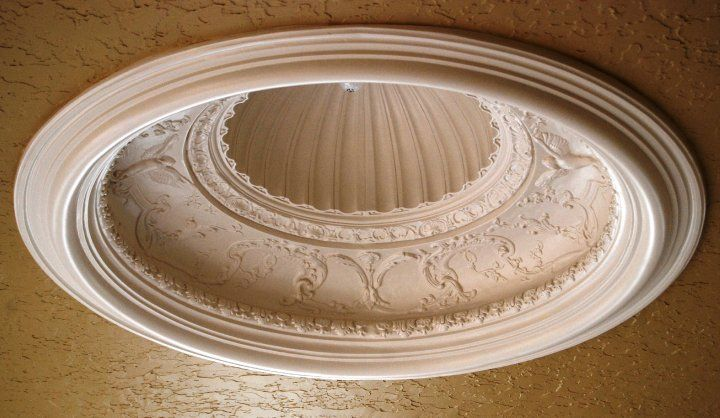 Decorative Ceiling Dome With Greek Shell Center D9 Ceiling Domes Plaster Ceiling Design Ceiling Decor