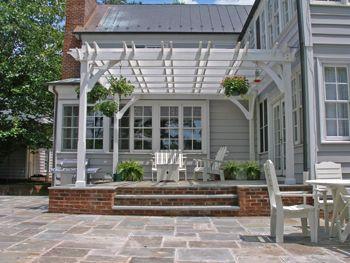 garden ideas landscaping ideas arbor pergola metal pergola