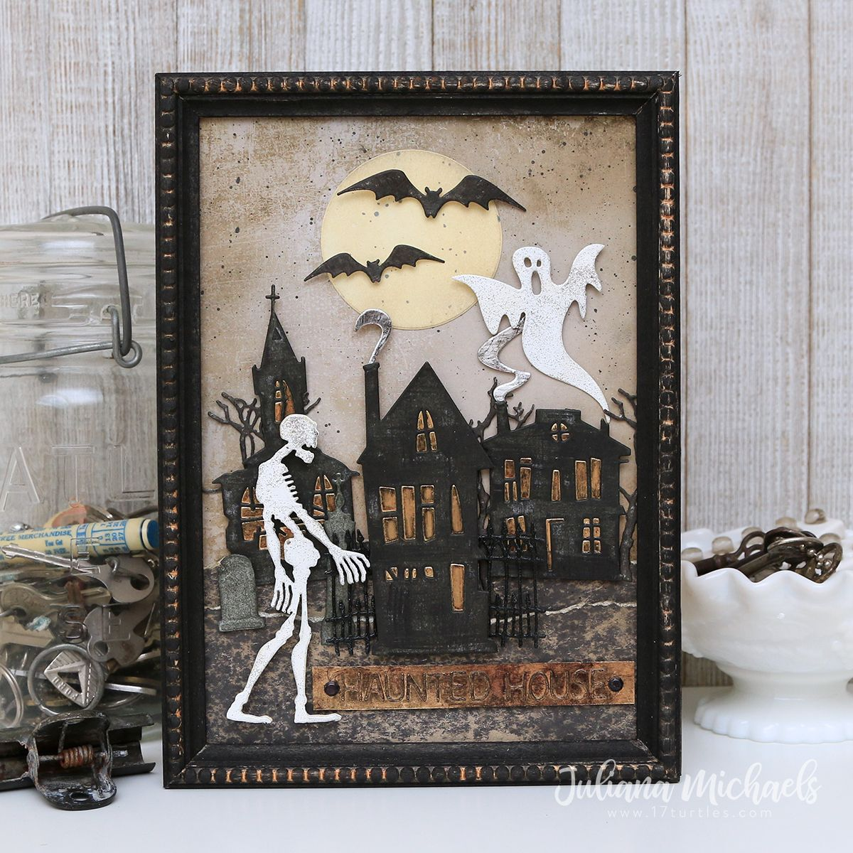 Pin by linda marion on halloween crafts halloween cards