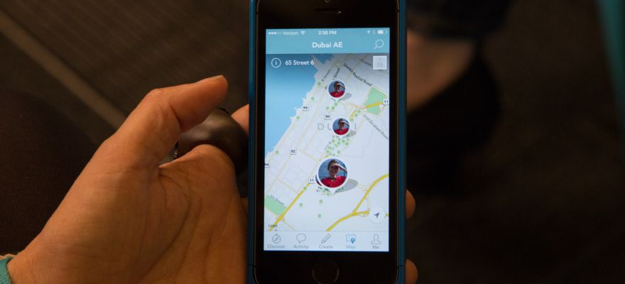 FINDERY LAUNCHES ITS GEOTAGGED STORY SHARING APP ON IOS