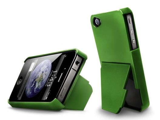 Eco-Functional #iPhone Case + Stand.