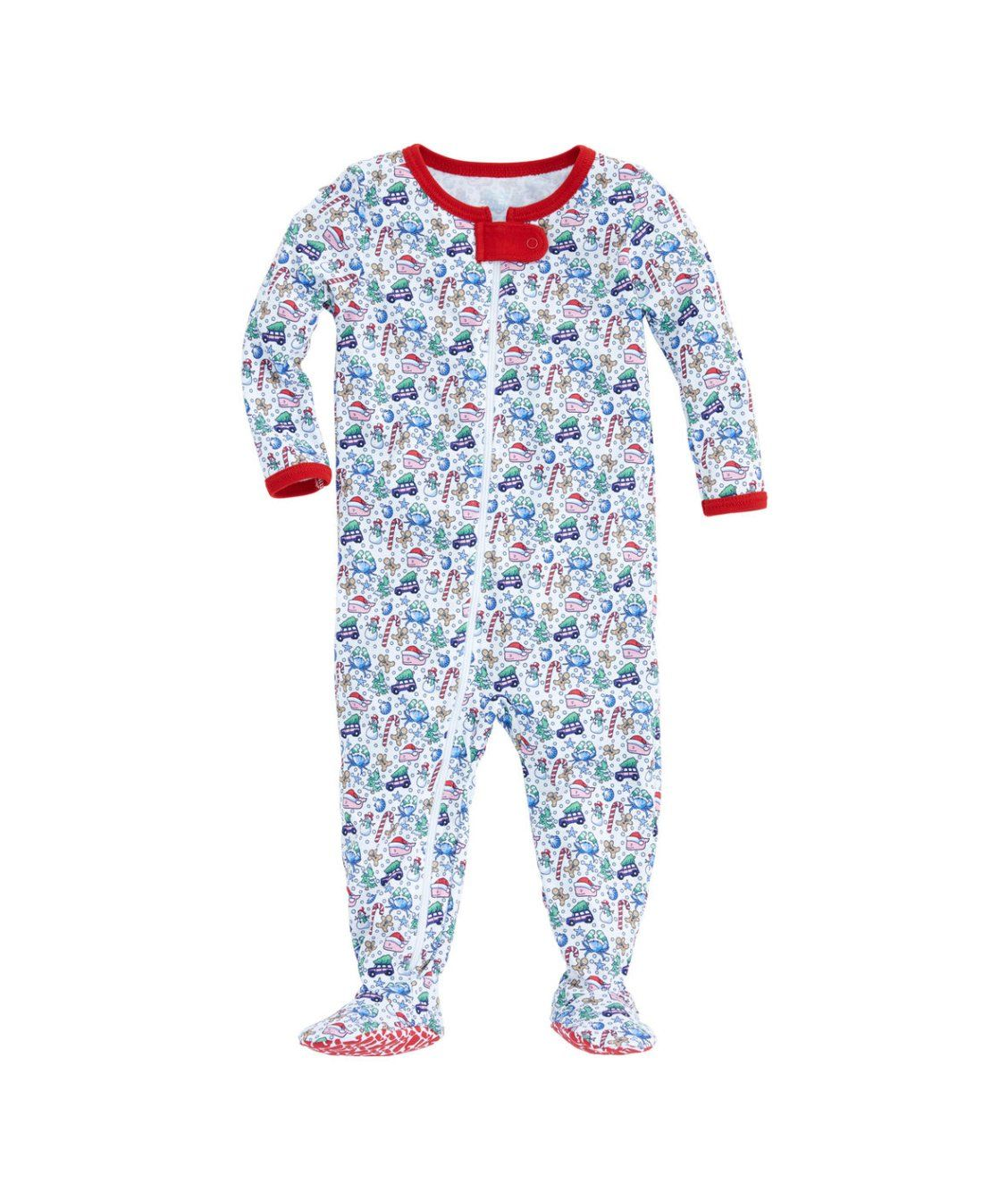 Baby Layette Jumpsuit Onesies Baby Unisex Baby Kids One-Piece Footed Pajamas