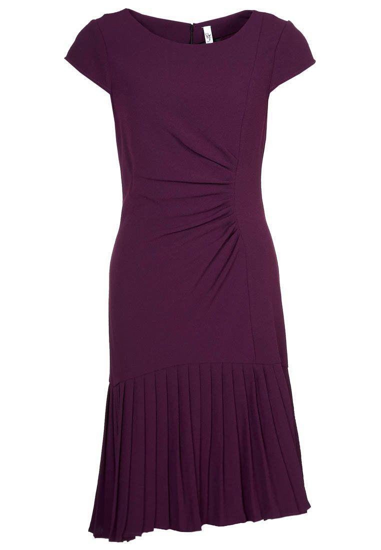 BARBARA - Vestido de cóctel - potent purple | Vero moda, Vestidos de ...