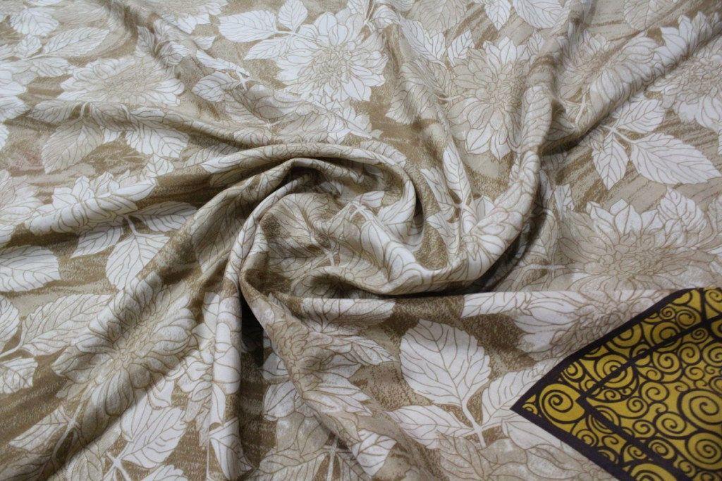 Vintage Indian Traditional Sari Clothing Art Deco Recycled Saree Pure Silk Printed Fabric Women Wrap Floral Used Sari #2863 #saridress