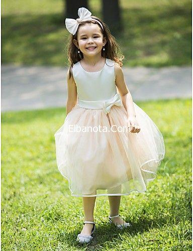 فساتين سواريه ام العروسة بحث Google Chiffon Flower Girl Dress Flower Girl Dresses Ball Gowns