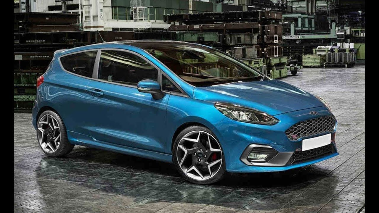 2019 Ford Fiesta St Pocket Rocket Review And Drive Ford Fiesta