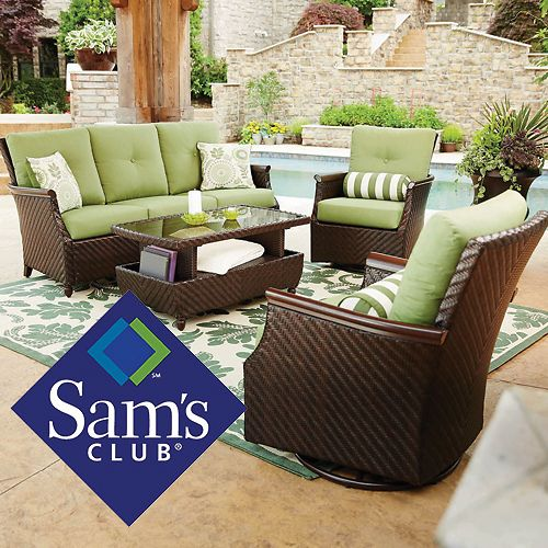 Up To $200 Off Outdoor Living + 50% Off Shipping At Sam's ... on Outdoor Living Shops Near Me id=27962