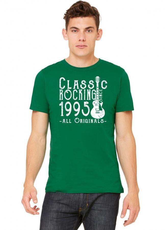 rocking since 1995 copy Tshirt