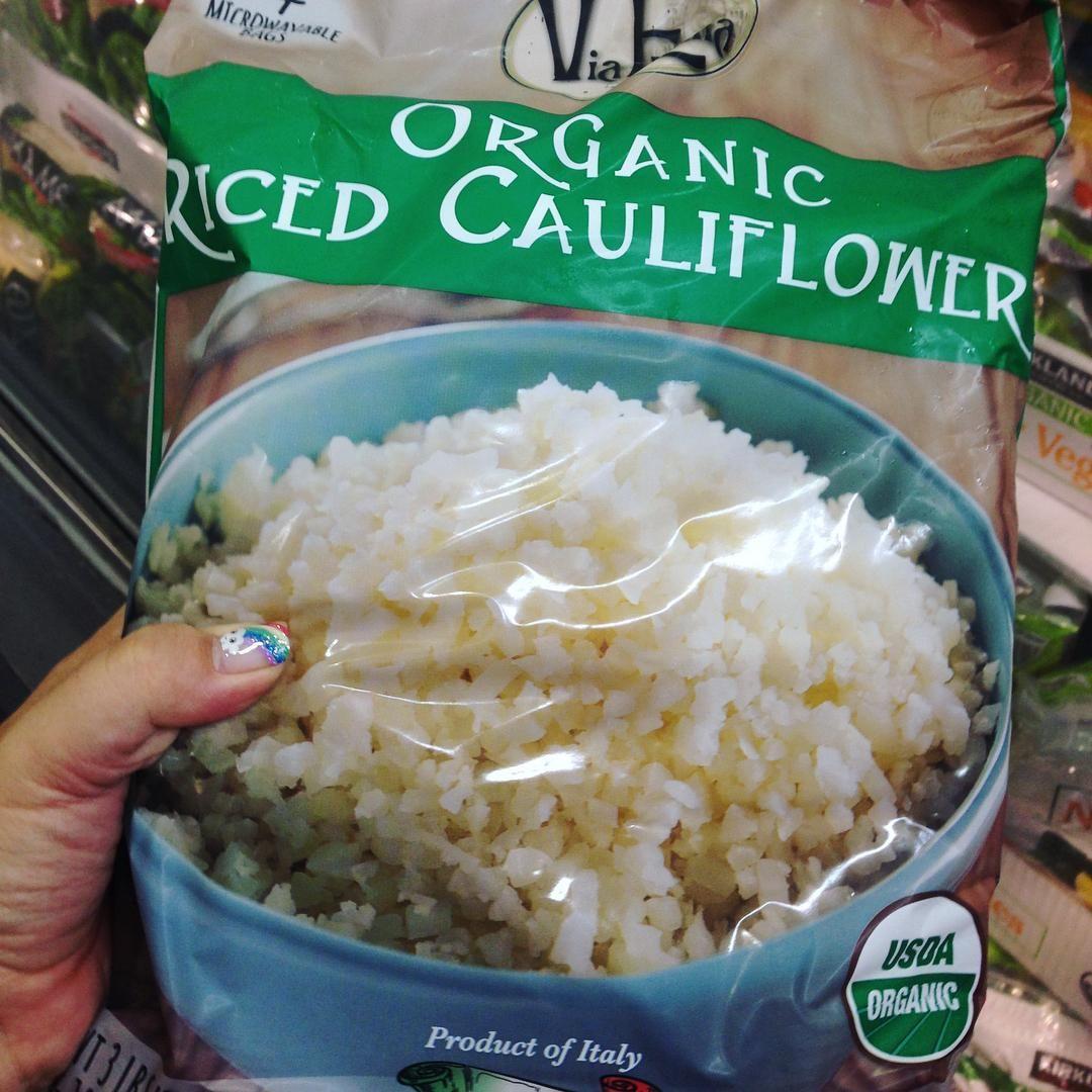 Riced Broccoli And Cauliflower Recipes