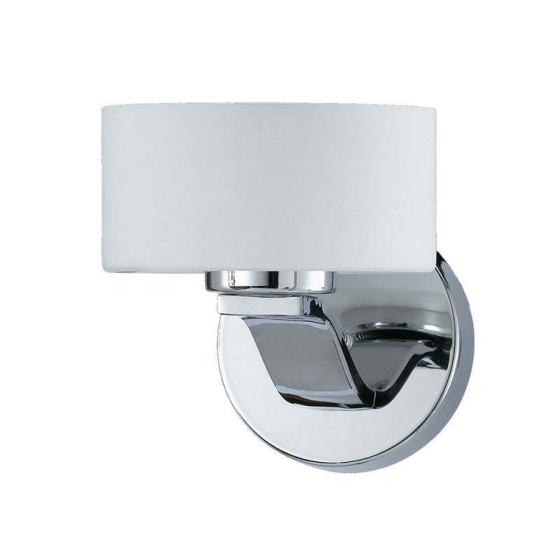 Lumenno Gianna Collection 1-light Chrome Wall Sconce