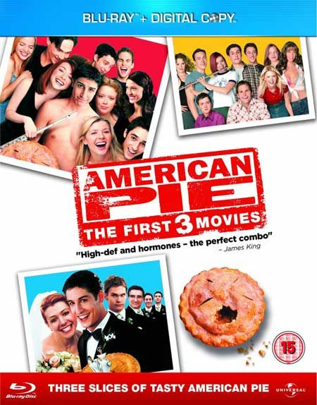 The American Pie Trilogy I Can T Wait For American Reunion Out