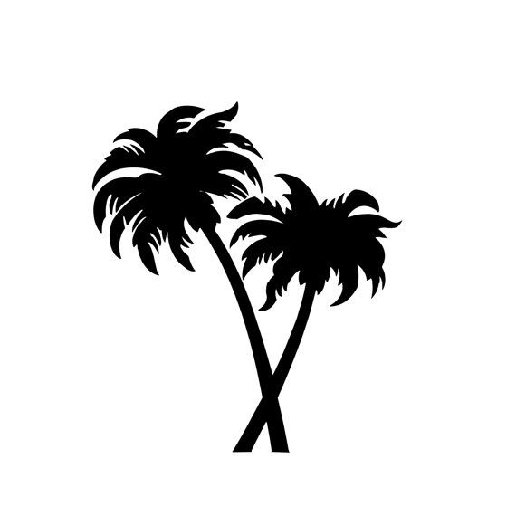 TROPICAL PALM - or this one