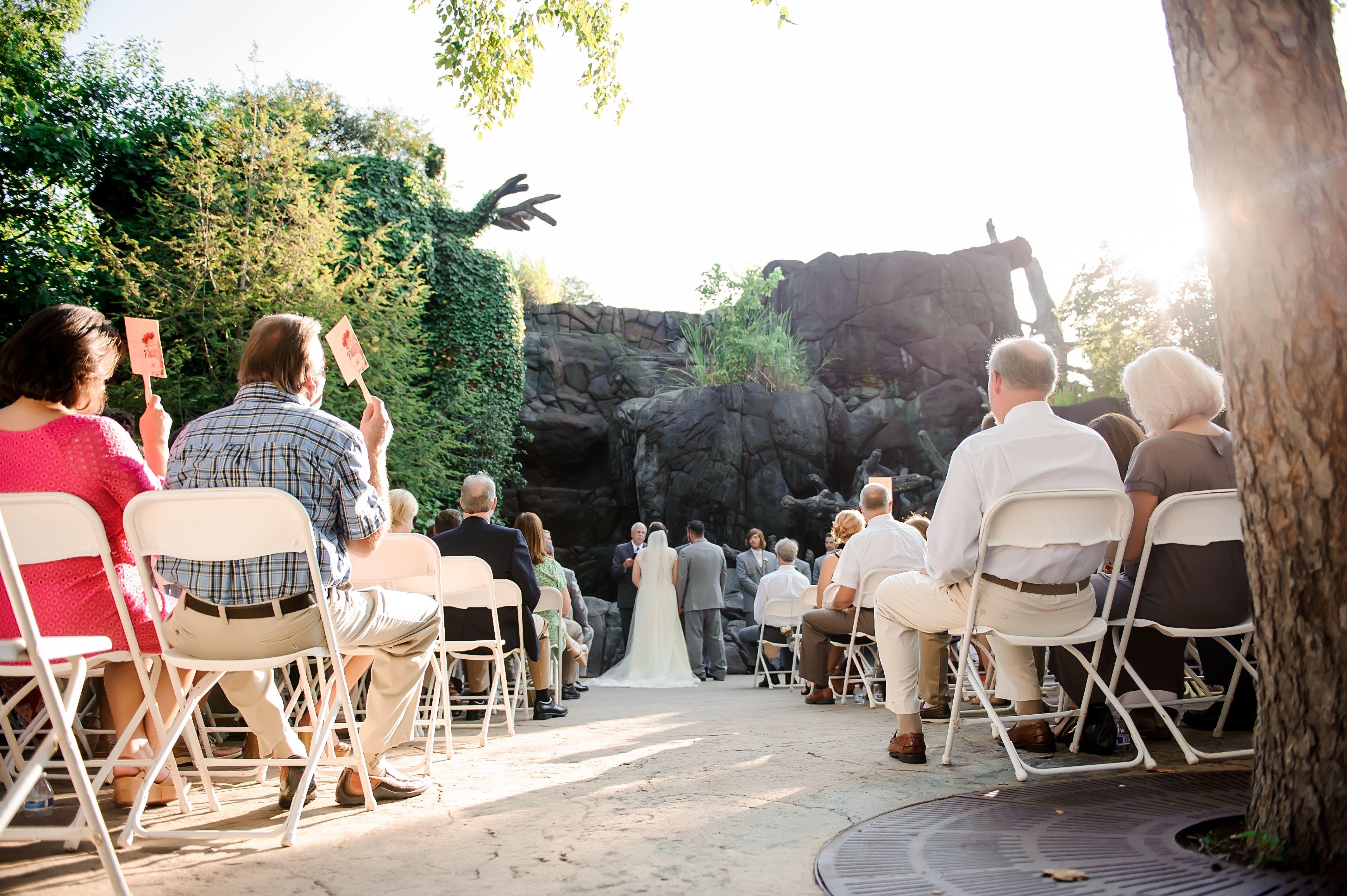 Zoo Knoxville Wedding Venue
